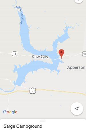 Kaw Lake Crappie Tournament Oklahoma Crappie Anglers Club